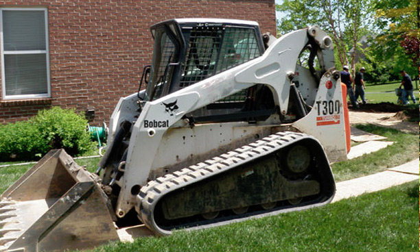 NJ Excavating Contractors and Grading Company
